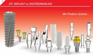 DTI Dental implant