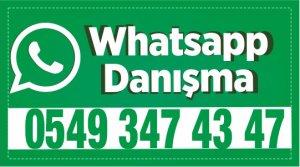 Whatsapp diş