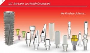 DTI Dental implant